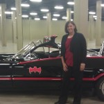 Darcy Juarez, Marketing Automation Expert of GKIC, the leading provider of information and training for Entrepreneurs with the original Batmobile